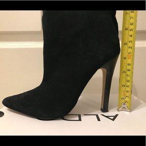 Aldo Shoes - Mid calf Aldo slouch slip on boot SIZE 6